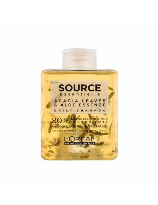 Daily shampoo aloe essence 300ml – source essentielle