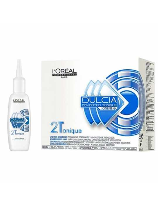 Dulcia advanced red 2 tonique 12x75ml - l'oréal professionel