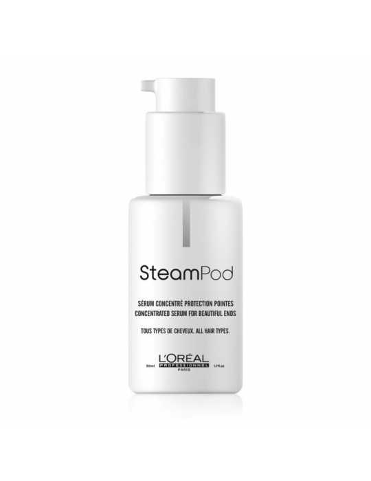 Concentrated serum for beautiful ends 50 ml - steampod