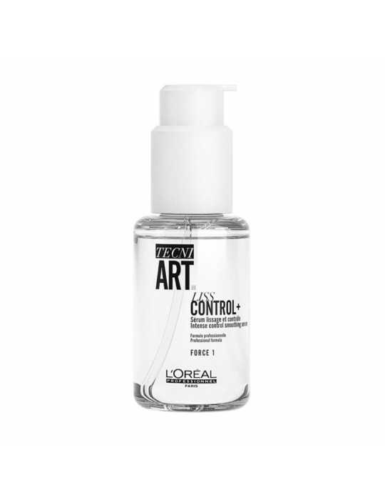 Liss control plus olio anticrespo lisciante 50ml - tecni art