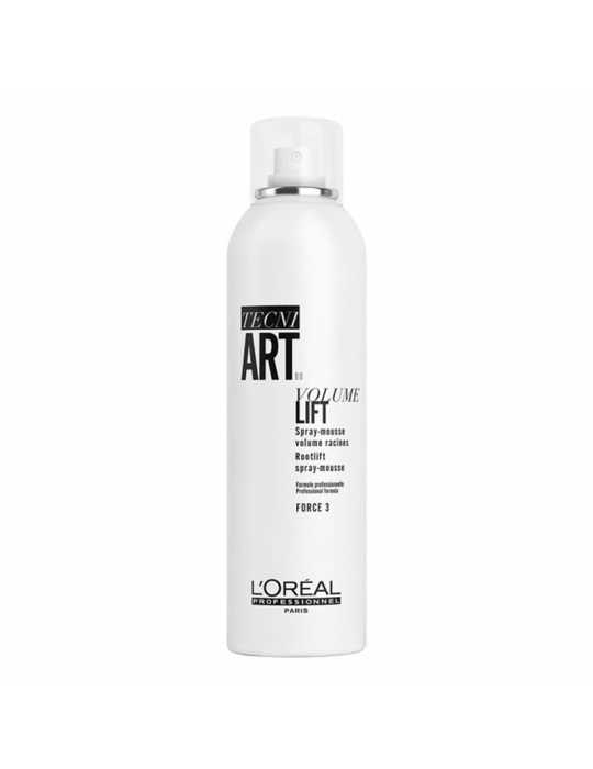 Volume lift spray-mousse 250 ml - tecni art
