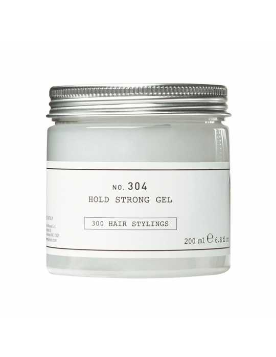 No. 304 hold strong gel 200ml
