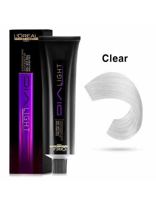 Colore clear dia light (naturali) 50ml – l'oréal professionel