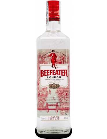 Gin Beefeater New Pack 1L
